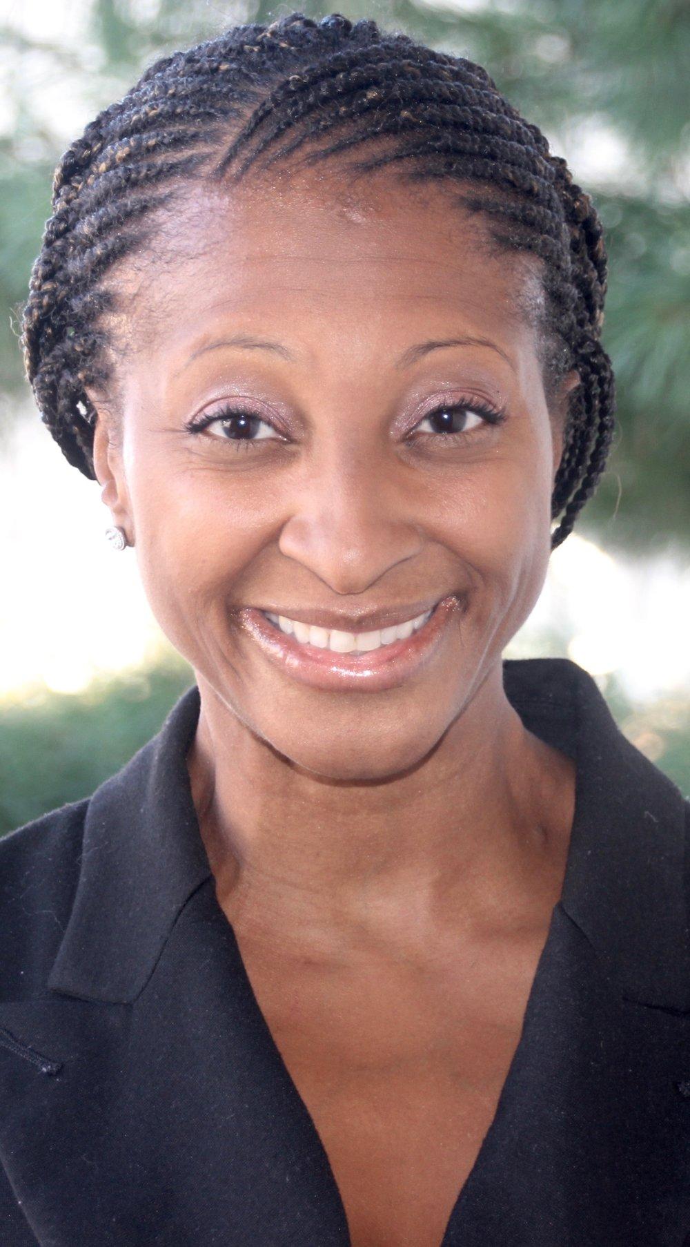 Simone Morris Professional Headshot