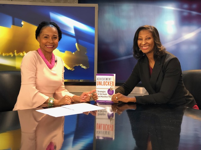 Interview with News 12 Gwen Edwards