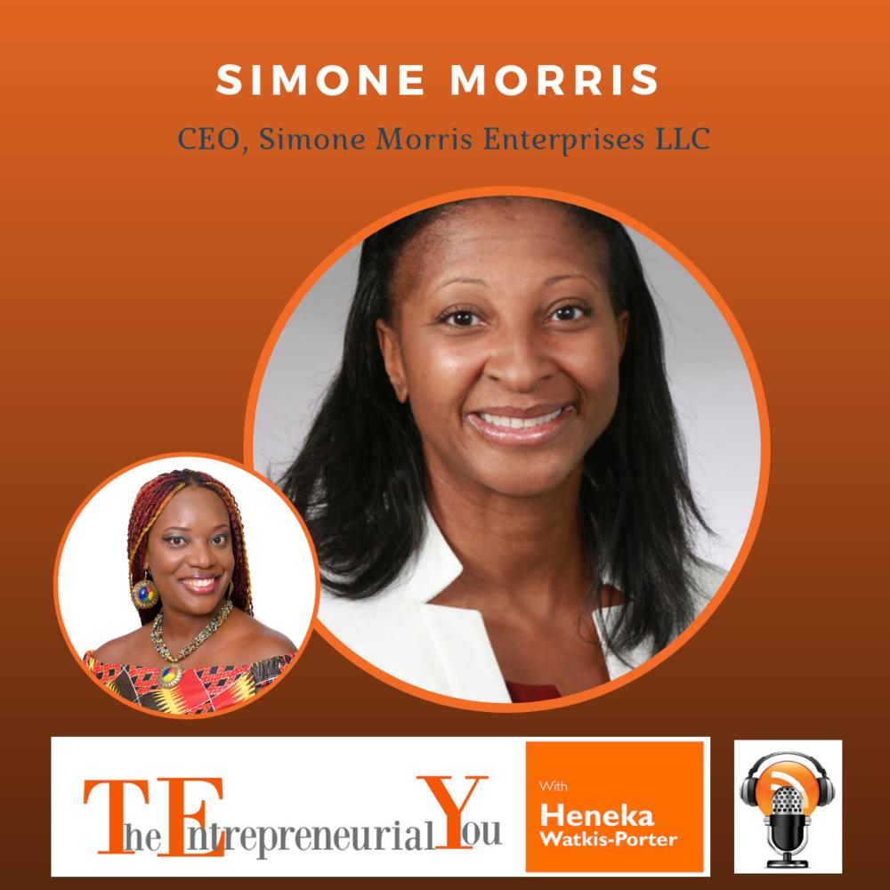 Entrepreneurial You Podcast Cover Simone Morris-1.png