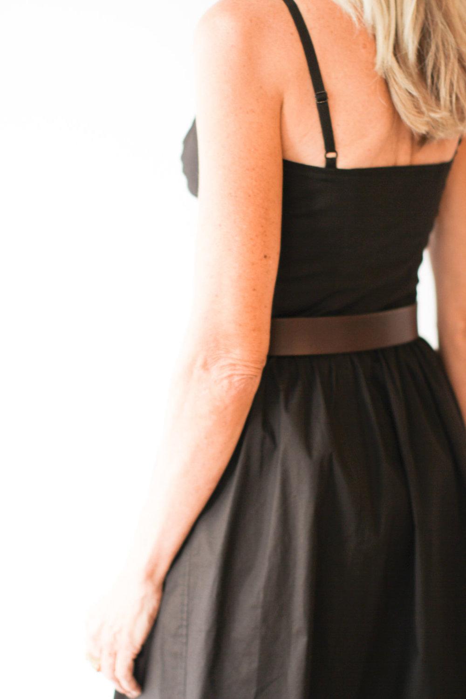 c501c889d9a36 Cotton Corset Dress — ANCLIFFE
