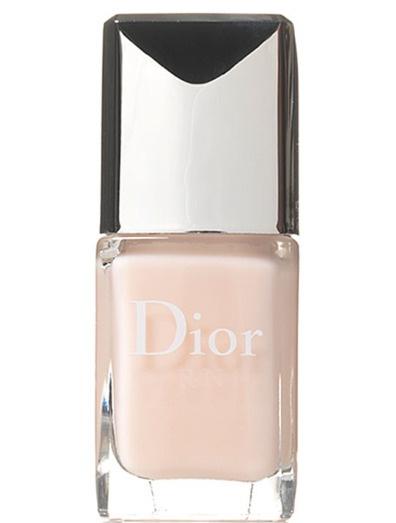 Dior Ivoire nail polish - Dyrogue
