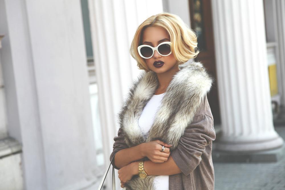 Diana Rogo classy look