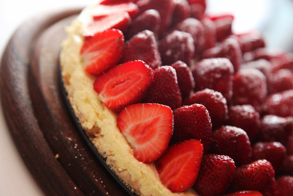 Strawberry Cheescake I DYROGUE
