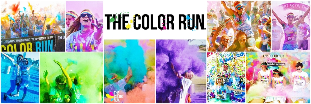 Color Run on Dyrogue