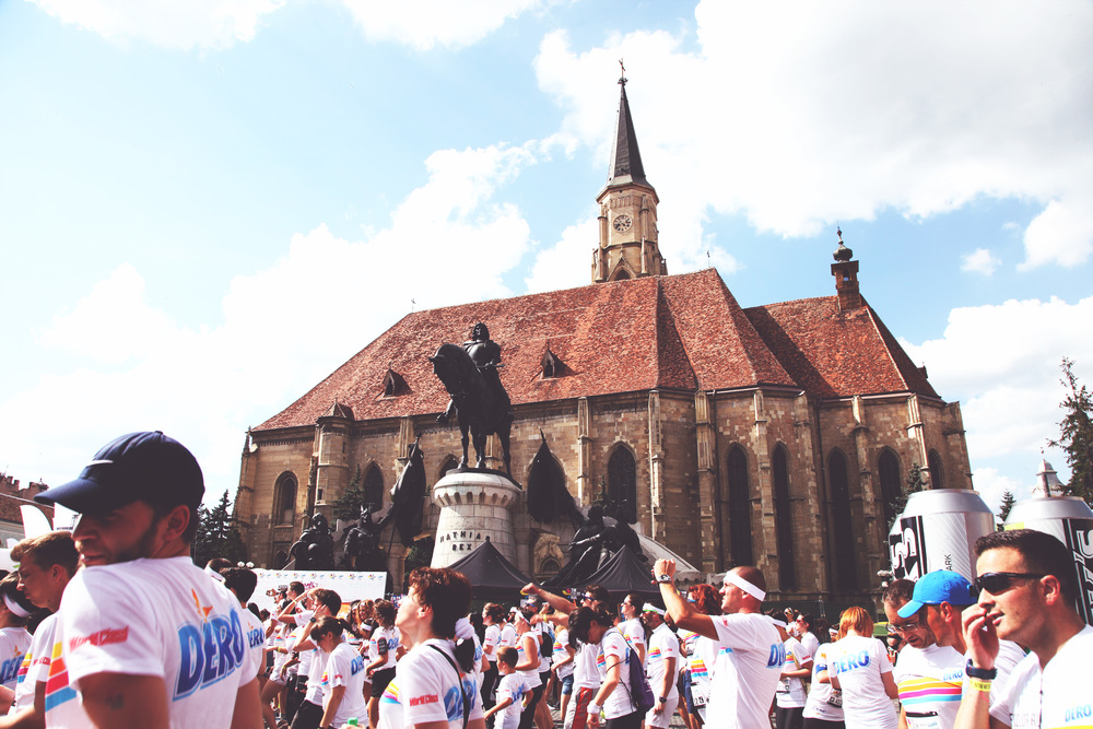 Color run @ Cluj-Napoca