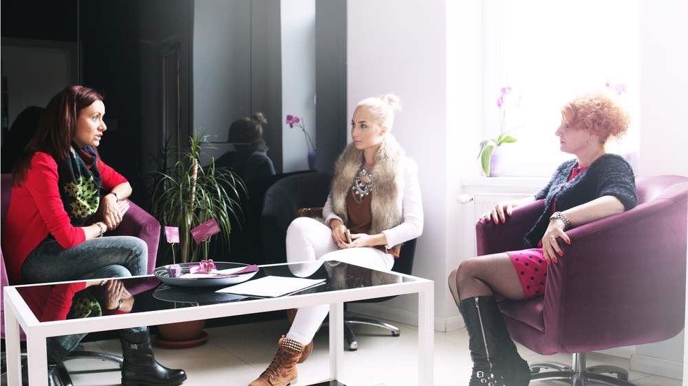 Diana Rogo at Paris Estetique in Cluj