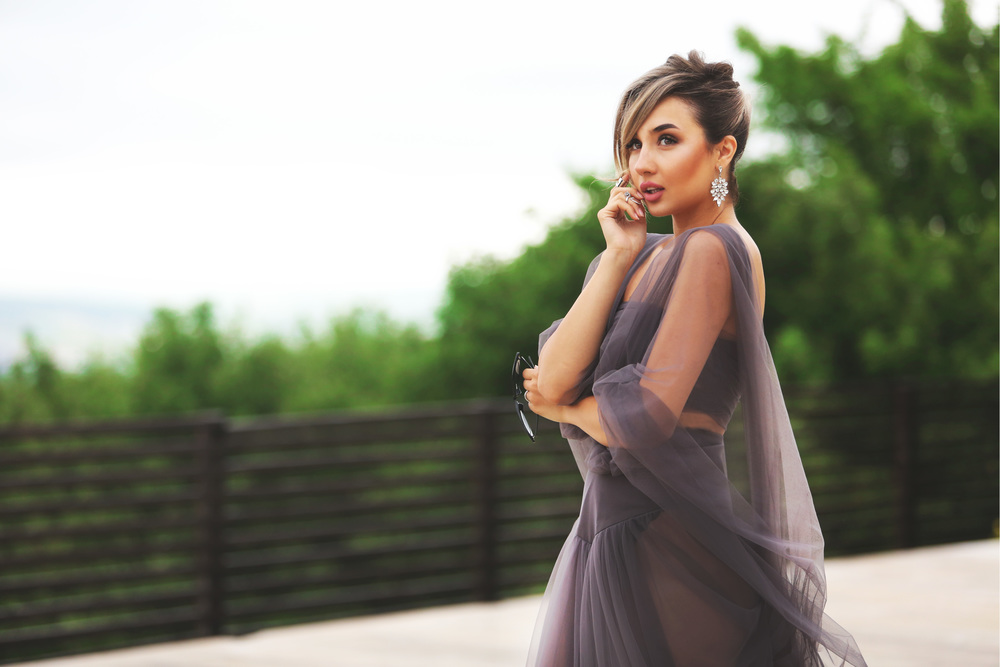 Diana Rogo Dress Lanys