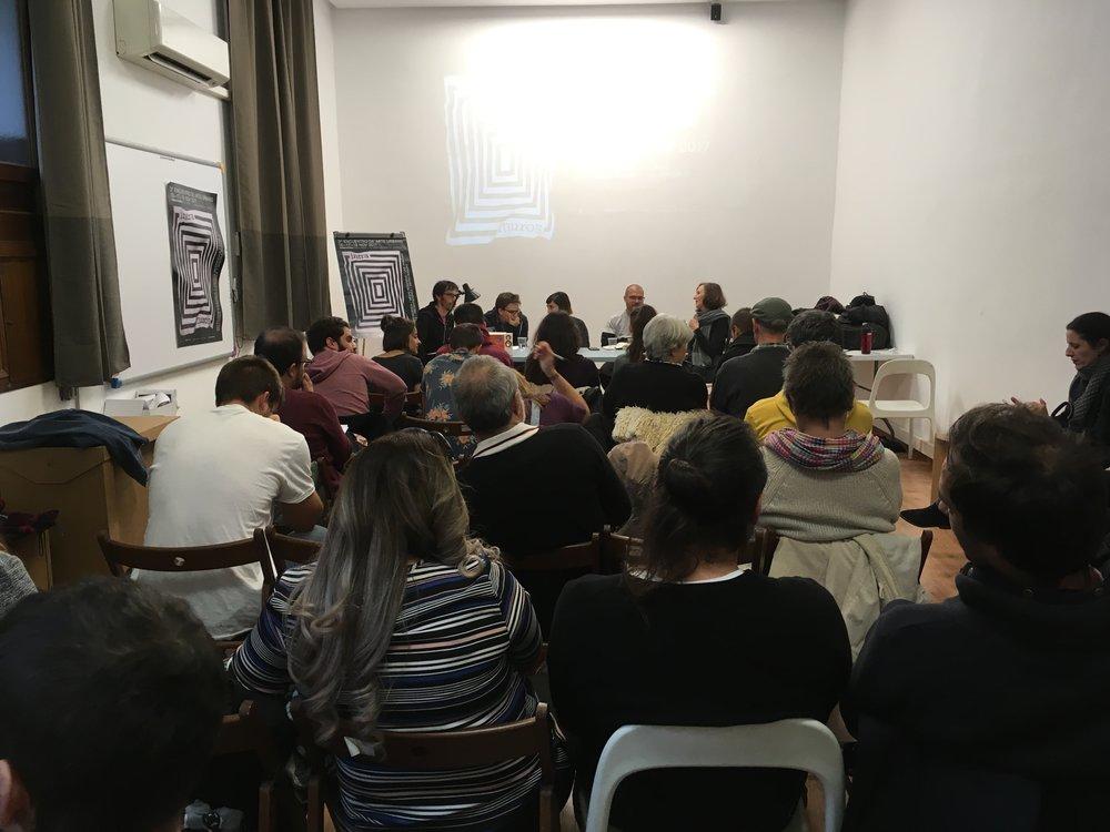 Organización de proyectos artísticos en el espacio público  Bocanord / Contorno Urbano / Ink & Movement / Paisaje Urbano Ayto. Madrid