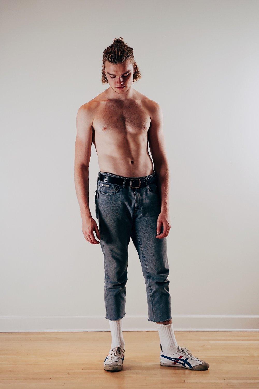 model: Skylar Okerstrom-Lang