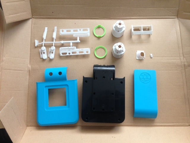 Plastic Molding Set - First Iteration