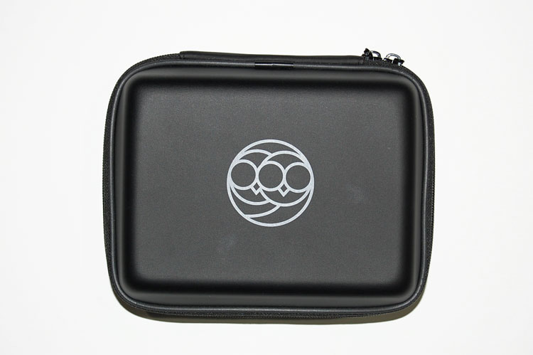 ODIN's Dos Owls branded carrying case