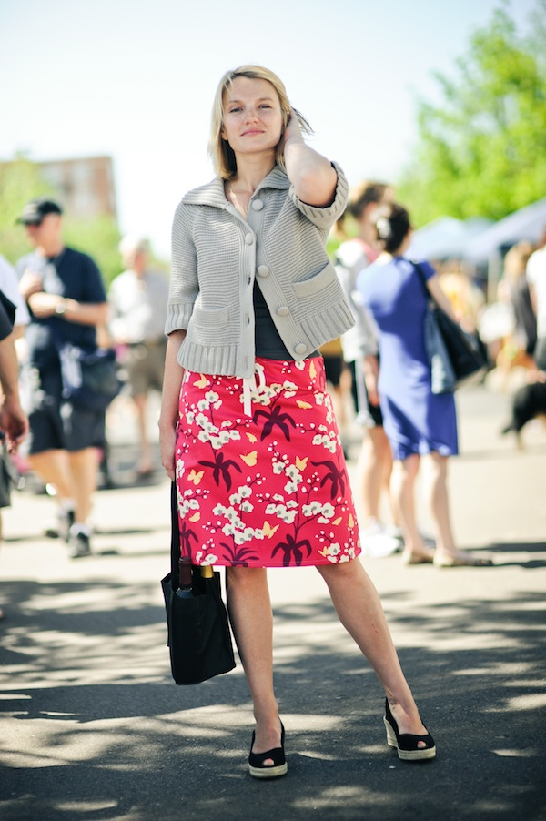 Classic Midi Skirt