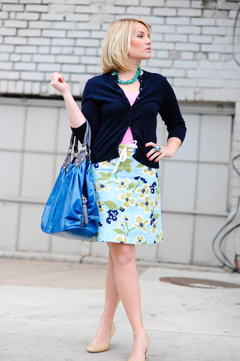 Sophisticated Summer Skirt