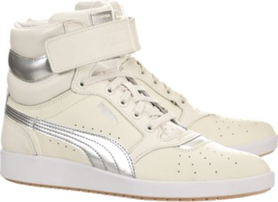 Puma 'Sky Point' Wedge Sneakers, $80