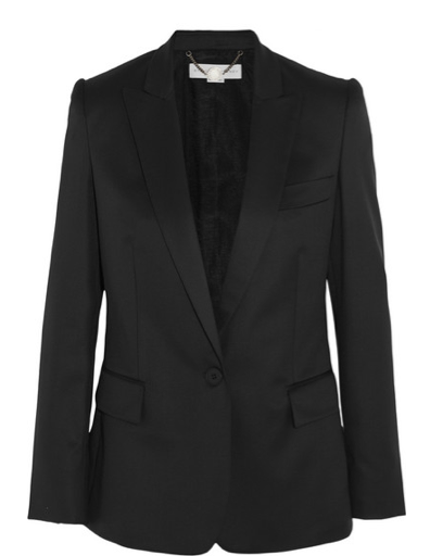 Stella McCartney Blazer (sold outfrom Closet RIch), Available here.