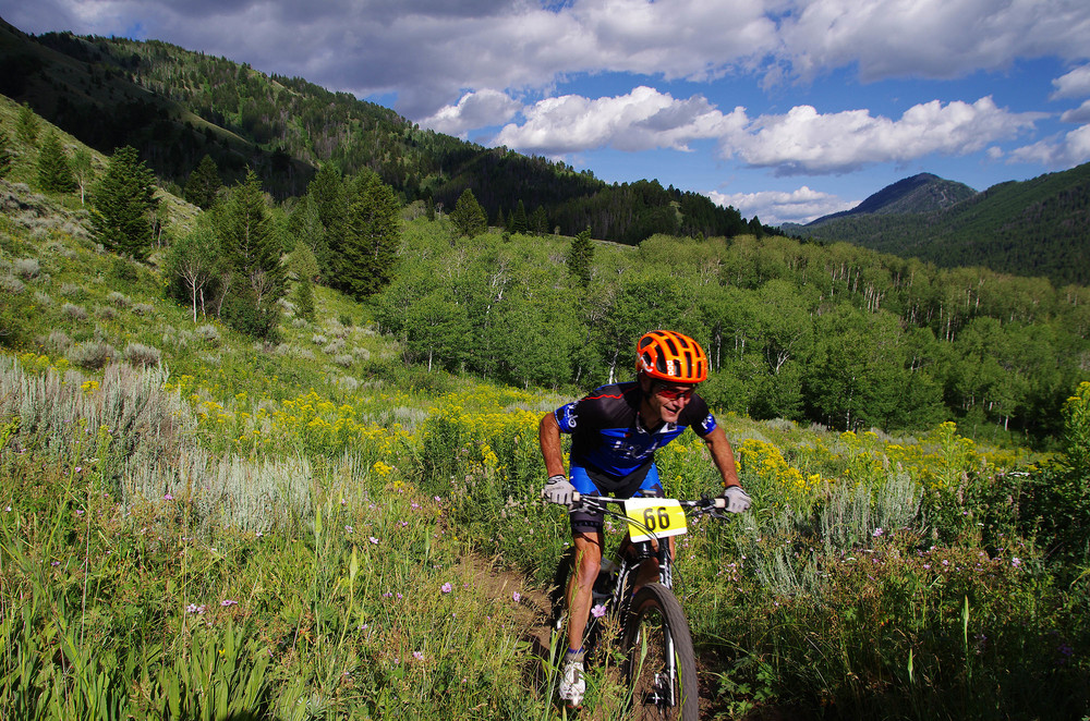 Cary Smith on his way to another Cache Creek win. Photo: Forest Dramis