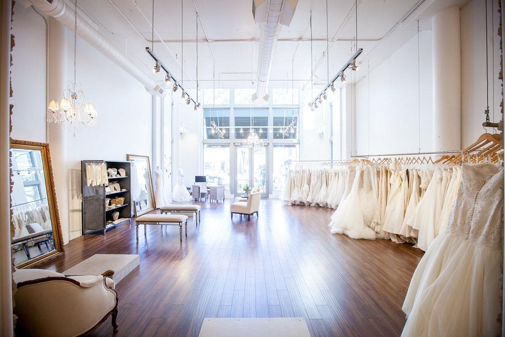 Walnut Creek Ca Kinsley James Couture Bridal