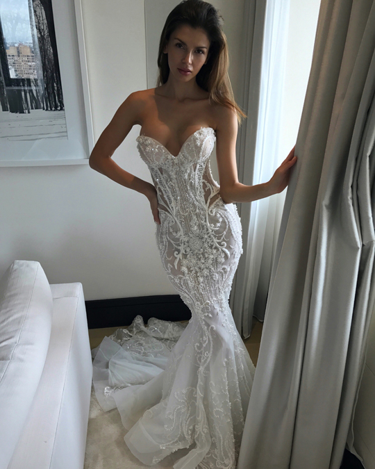 Pallas Couture WC — Kinsley James Couture Bridal