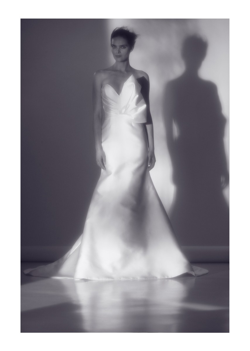 Rivini by Rita Vinieris - Photo via Brides Magazine