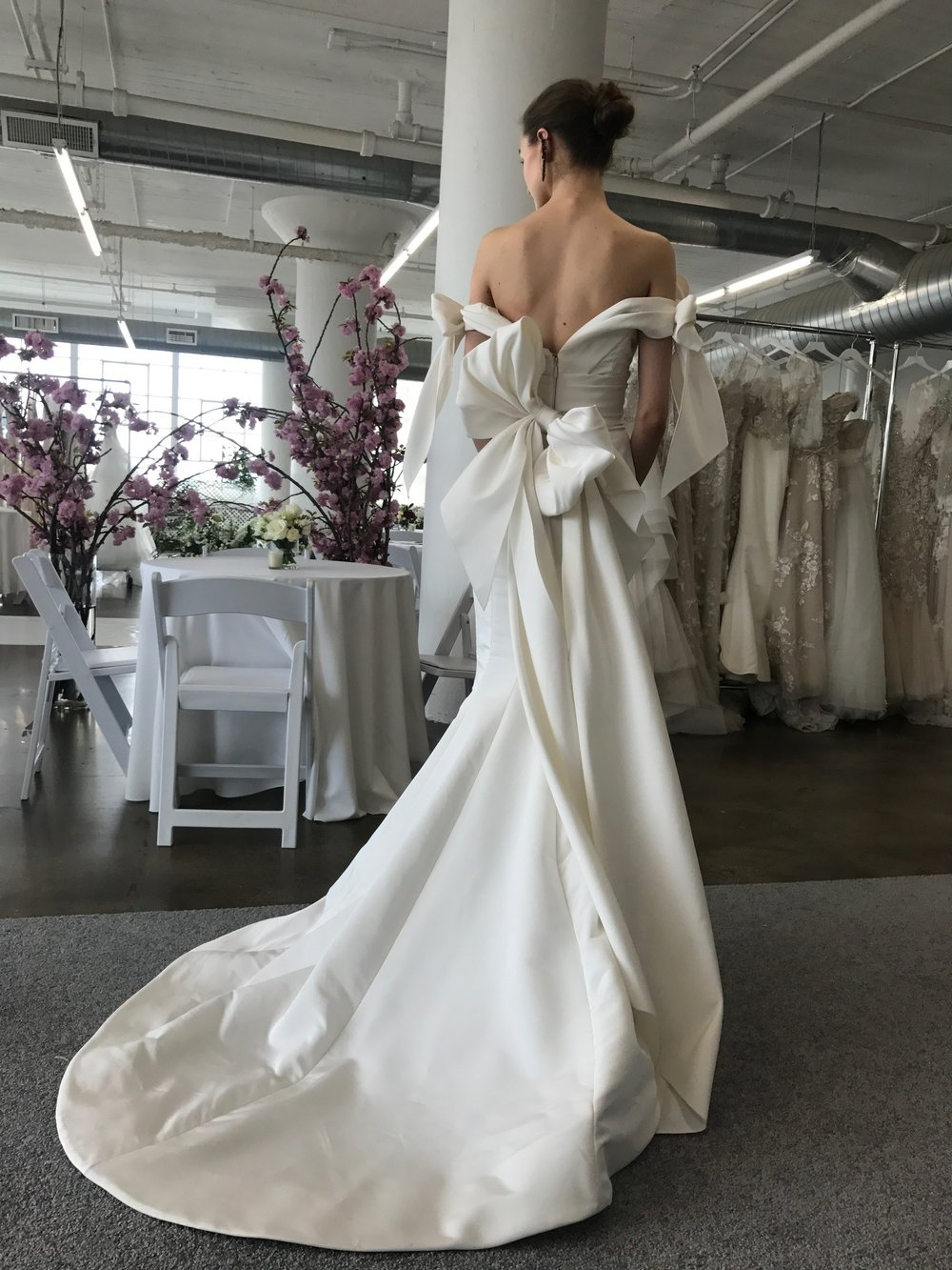 Marchesa - Photo via Amber Silva