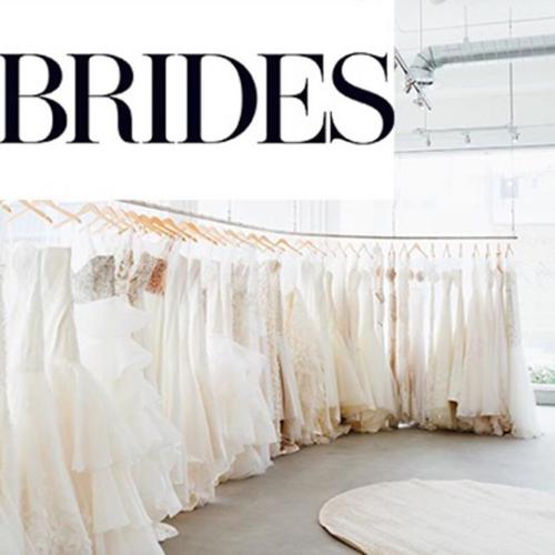BRIDES MAGAZINE - August/September Issue50 Best US Salons
