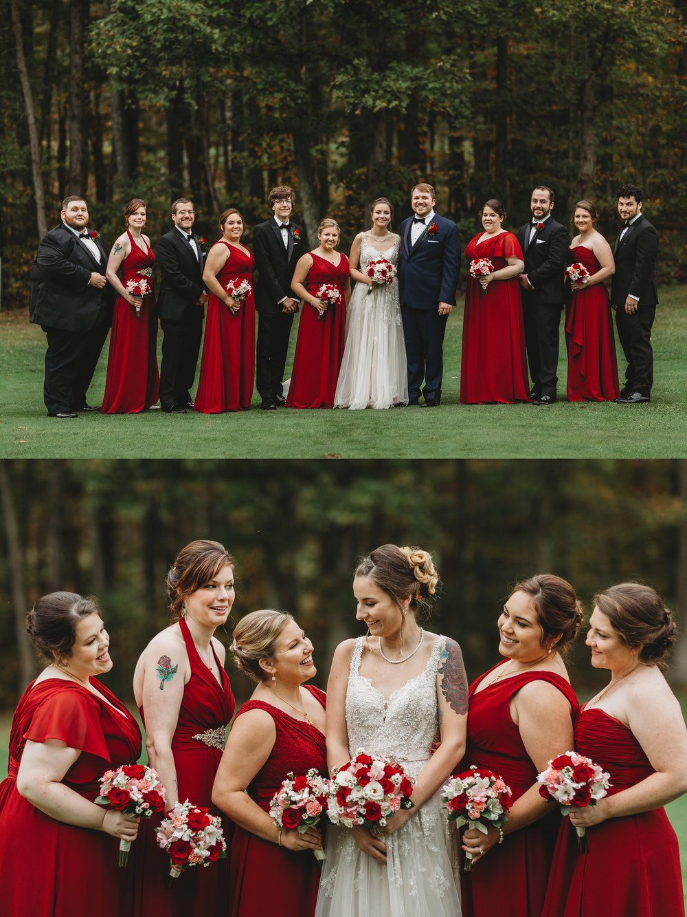 sand springs wedding