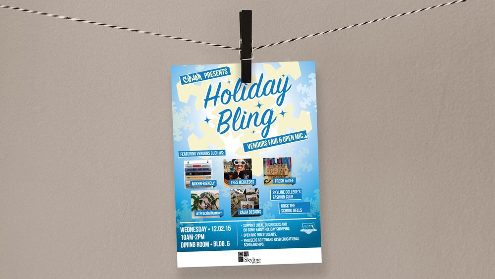 Holiday Bling