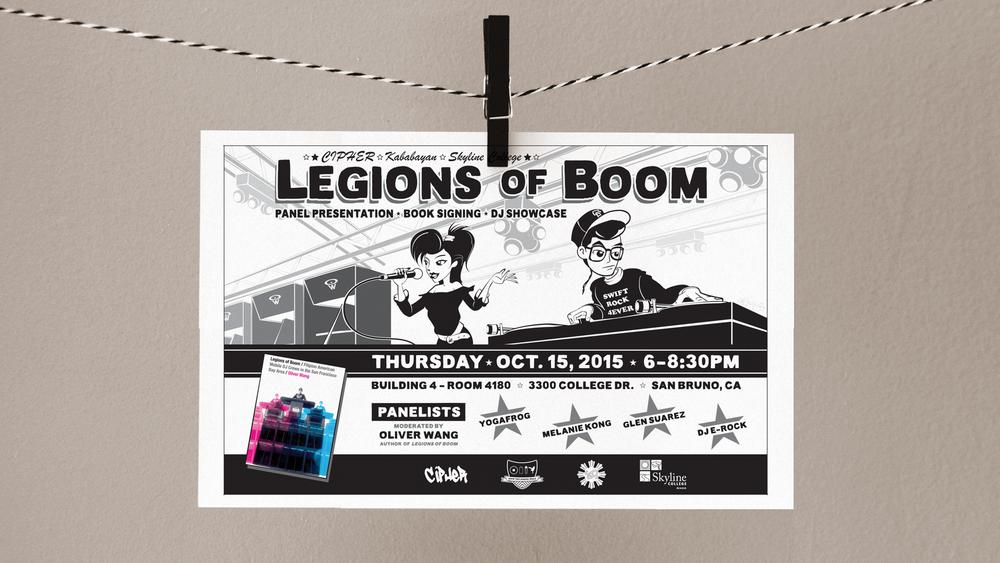 Legions of Boom