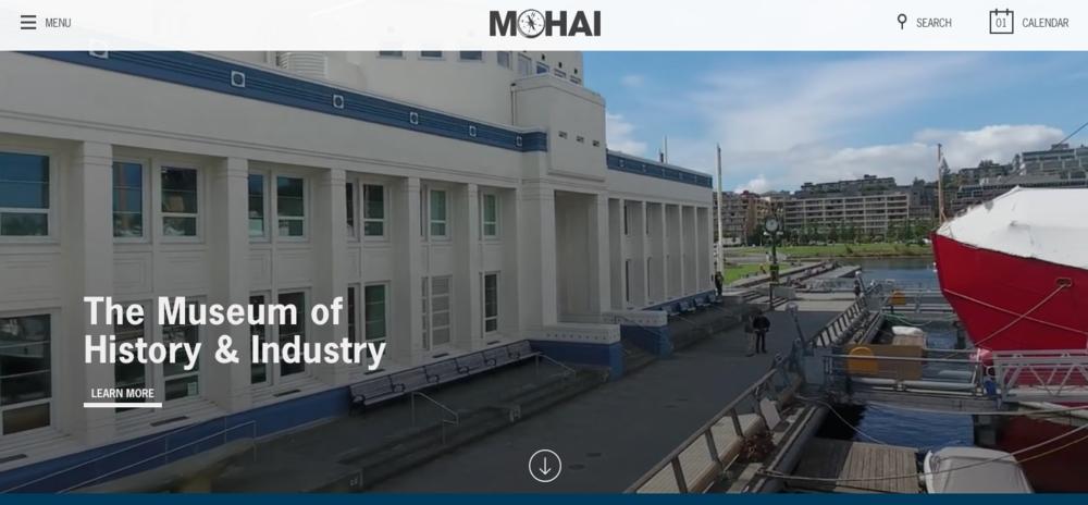 MOHAI Aerial Video