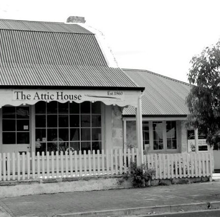 The Attic House - our cellar door located in Robe, SA