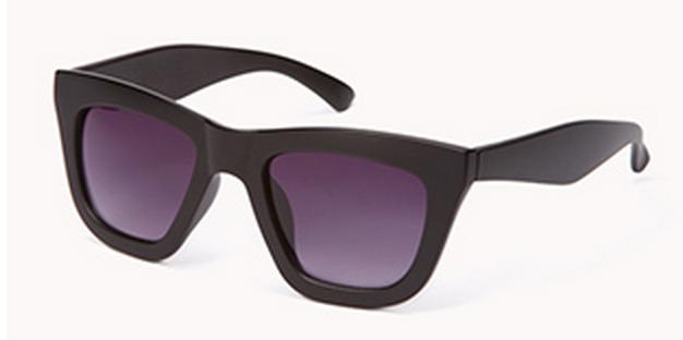Forever 21 Geo Sunglasses $5.80