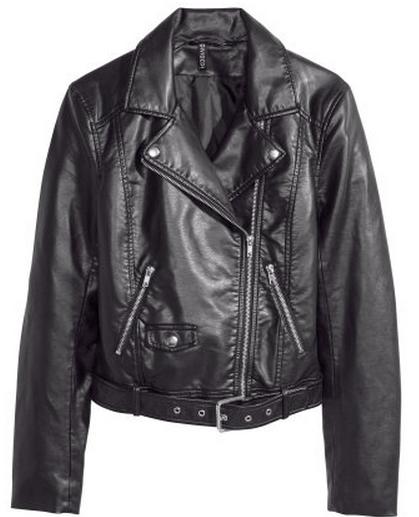 Biker Jacket H&M $49.95