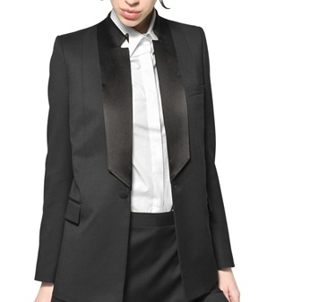 GIVENCHY WOOL JACKET $2,345