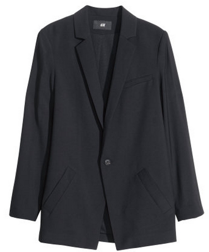 Long Jacket  H&M $34.95