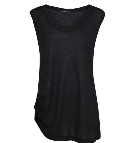 MODAL-BLEND LONG T-SHIRT $29.99