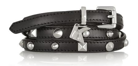 Karl Lagerfeld Stud Belt $170