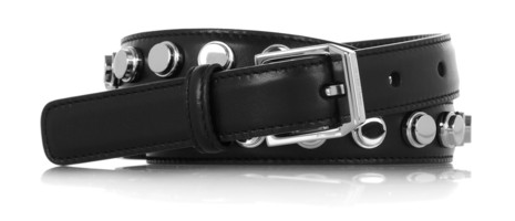 Saint Laurent Studded Belt $895