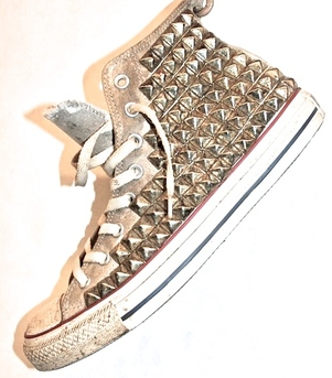 Bess NYC F'd Up Stud Chucks $190