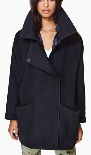 Nasty Gal Coletta Coat $120