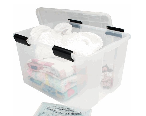 Airtight Clothing Storage $29.95