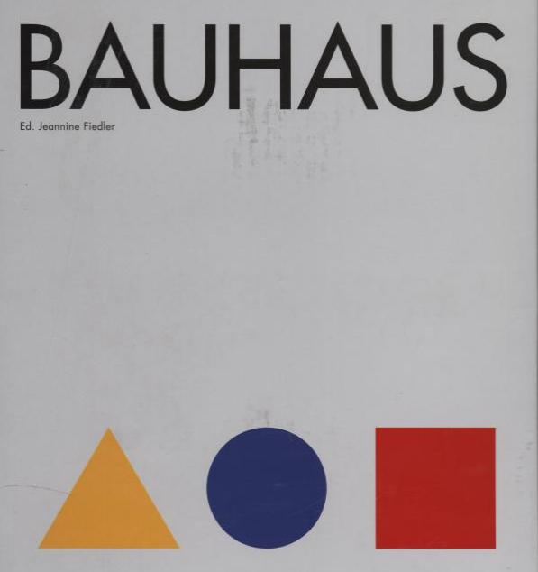 Bauhaus by Jeannine Fiedler $35