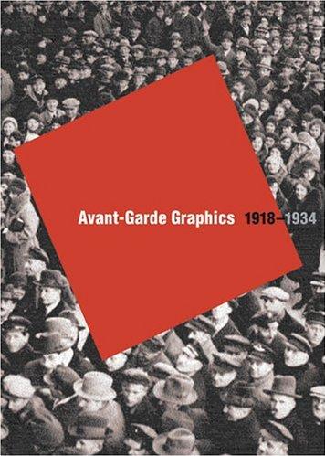 Avant Garde Graphics 1918-1934 $26