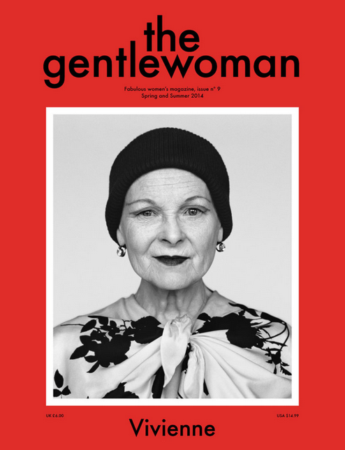 THE GENTLEWOMAN 2 Issues $36/year