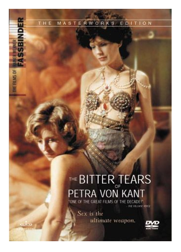 The Bitter Tears of Petra Von Kant DVD $55