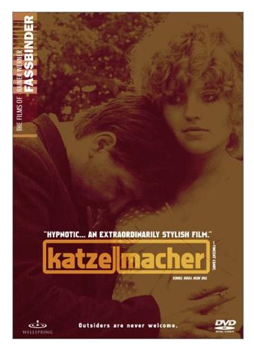 Katzelmacher DVD $30