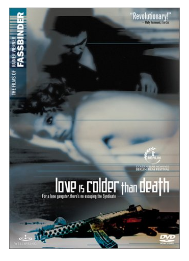 Love Is Colder Than Death DVD $12