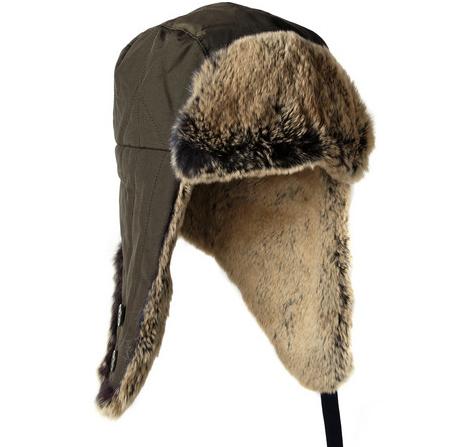 WOOLRICH TRAPPER HAT $125
