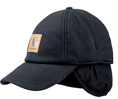 Carhartt Ear-Flap Cap $21.99