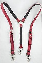 The Leatherman Suspenders $99.95