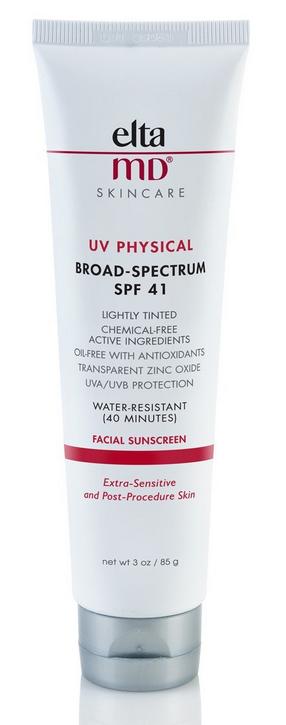 Elta Med UV Tinted Moisturizer SPF 41 $27
